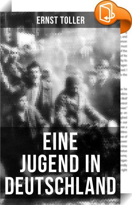 Eine Jugend in Deutschland    :  Eine Jugend in Deutschland ist eine Autobiographie von Ernst Toller. Der Autor erinnert sich seines Lebens bis zum Jahr 1924. Der Weg Ernst Tollers vom deutschen Bürgerlichen zum revolutionären Sozialisten wird glaubhaft nachgezeichnet. Nicht zuletzt ist es der Kontrast von der leichtlebigen Jugendzeit des Autors zu seinen grauenvollen Erlebnissen im Schützengraben, die den Leser mitfühlen lassen. Seine komödiantische Erzählhaltung gibt Toller auch nich...