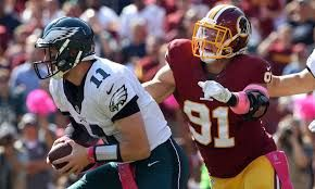 Redskins Vs. Eagles - Studs and Duds