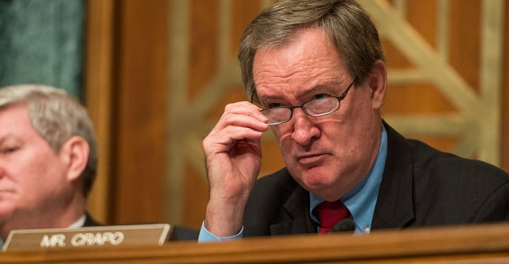 Sen. Mike Crapo, R-Idaho, today made another attempt to end the Justice Department's controversial Operation Choke Point program.