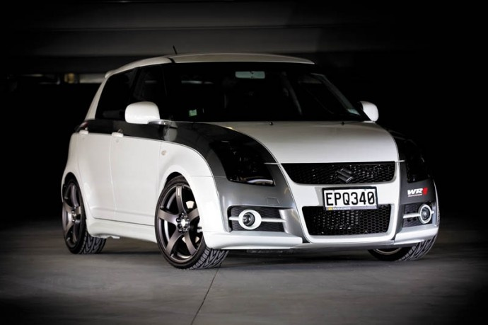 suzuki swift sport wr1 supercharged suzuki pinterest. Black Bedroom Furniture Sets. Home Design Ideas