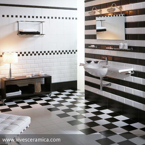 Badezimmer fliesen design schwarz weiß  Die besten 25+ Fliesen schwarz weiß Ideen nur auf Pinterest ...
