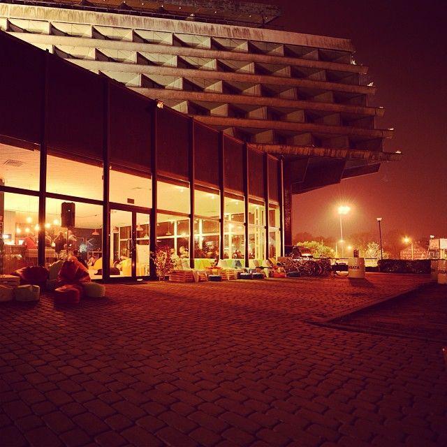 Hotel Forum via http://instagram.com/forumprzestrzenie Krakow