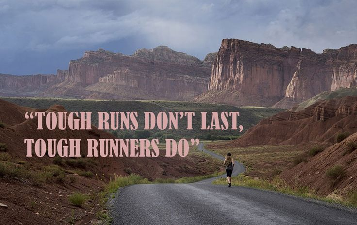 Another great inspirational running quote