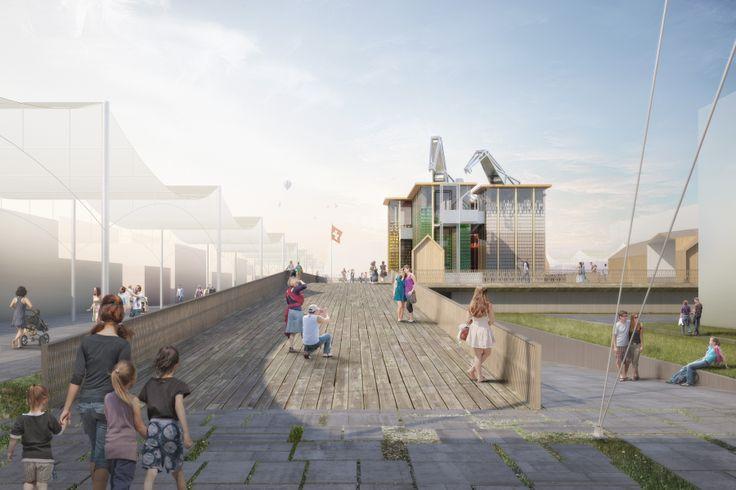 #Expo2015 aura lieu du 1er Mai jusqu'au 31 octobre. Découvrez le #pavillon #Suisse qui sensibilisera les visiteurs contre le gaspillage alimentaire ! http://www.novoceram.fr/blog/news/pavillon-suisse-expo-2015