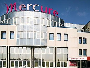 Mercure Rennes Cesson - Façade.
