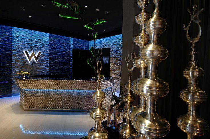 W Istanbul—Lobby
