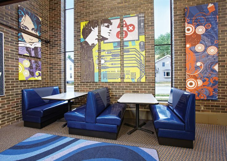 15 best Cool Teen Library Spaces images on Pinterest Teen