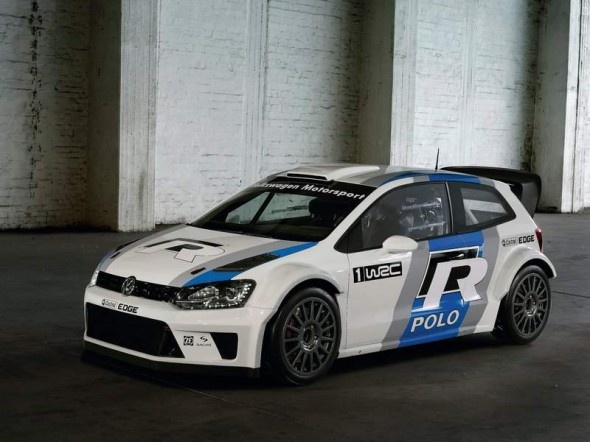 "2012 Volkswagen Polo R WRC Concept is ""Hottest Polo Ever"" according to Dr.Ulrich Hackenberg and comes for the FIA World Rally Championship"