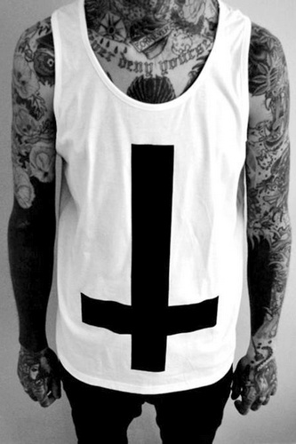 Cross & Tattoos