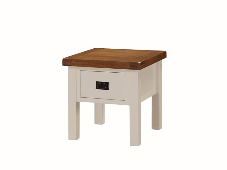Heritage End Table With Drawer