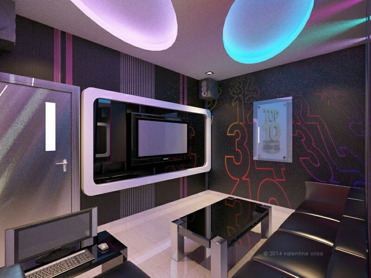 17 best images about on pinterest hong kong karaoke for Karaoke room design ideas