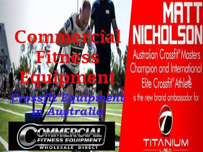 Commercial Fitness Equipment is an Australian owned and operated Commercial Gym and Crossfit Equipment supplier, also provides delivery and installation.