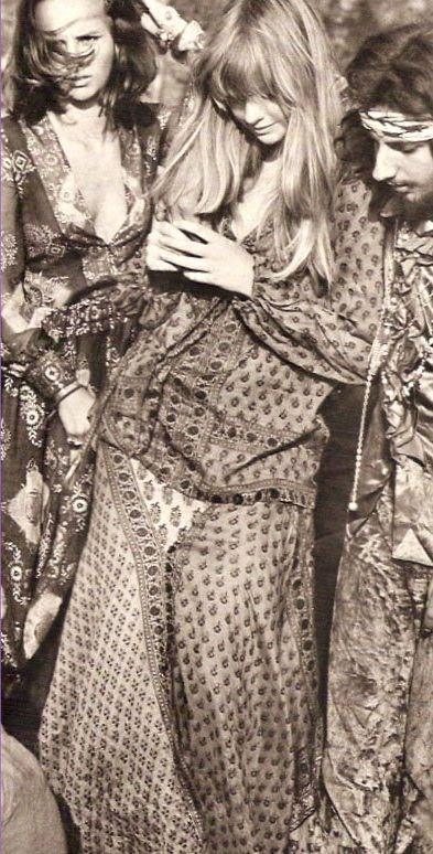 Flower power | flower child | beautiful | bohemian | hippies | 1969 fashion | elegance | freedom | bohemian