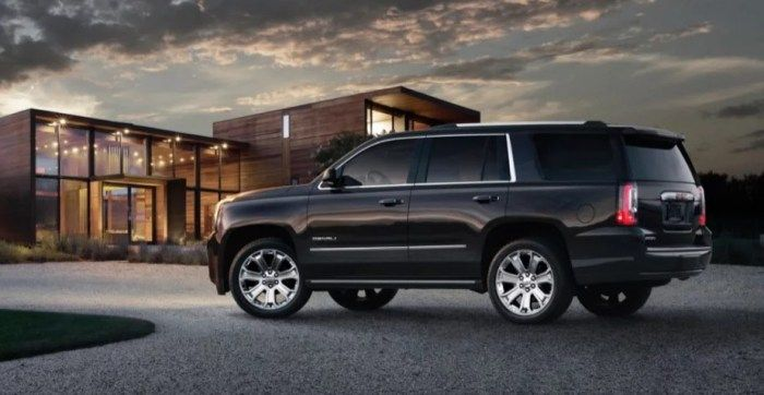 2021 Gmc Yukon Vs Chevy Tahoe Suburban Ford Expedition And More