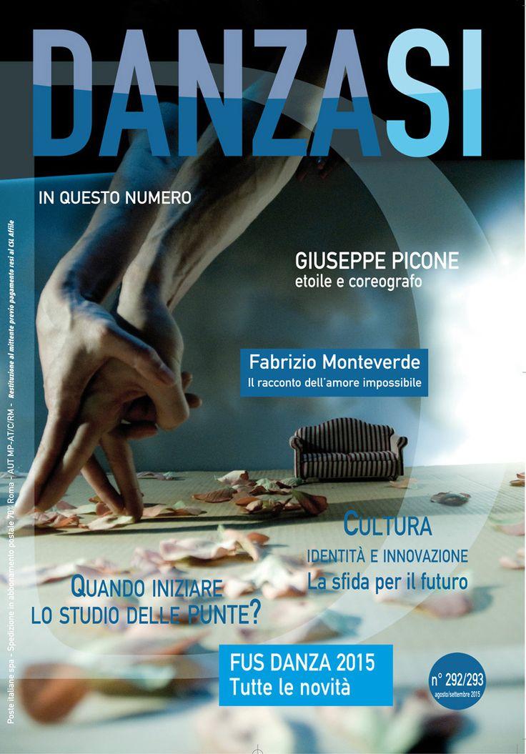 la rivista DanzaSì di agosto/settembre 2015. http://www.danzasi.it/ultimo-numero/