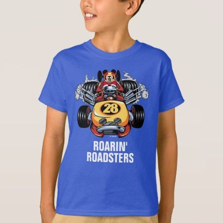 Mickey and the Roadster Racers   Mickey T-Shirt - click to get yours right now!