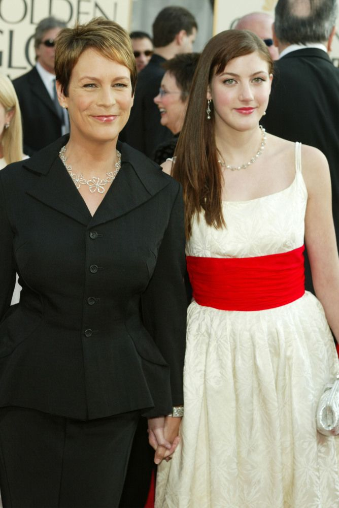 Jamie Lee Curtis & Daughter Annie