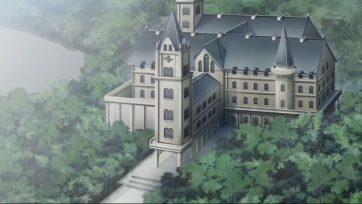 26 Anime Schools You Wish You Could Attend