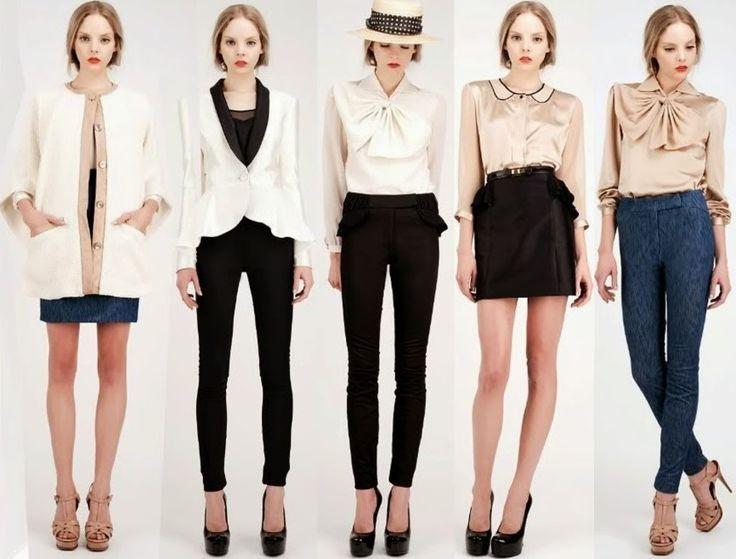 ropa semi formal mujer joven , Buscar con Google