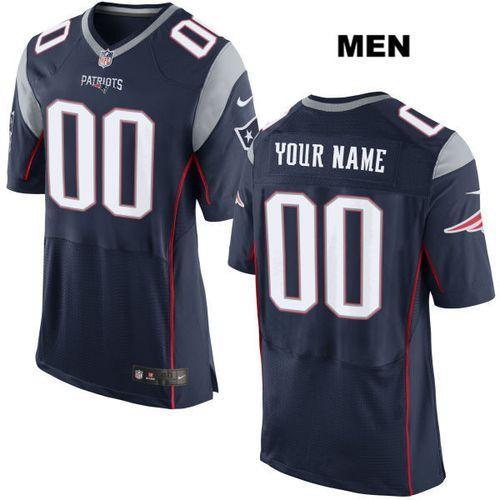brand new ba5d3 8c973 New England Patriots Custom NFL Jersey | Dthvllytgr Store at ...