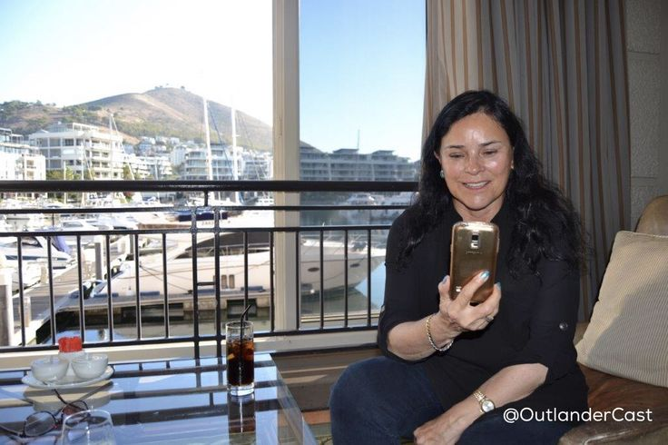 Outlander Cast Blog Exclusive: An Interview with Diana Gabaldon in South Africa - Outlander Cast Blog