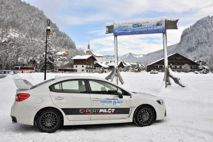 Stages de conduite sur glace en Haute Savoie avec sa propre voiture ou en Focus RS, Porsche, Audi S1,  Clio RS dans les Portes du Soleil