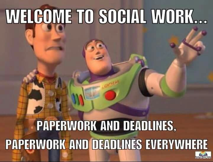 Funny Work Wife Meme : Best images about social work on pinterest