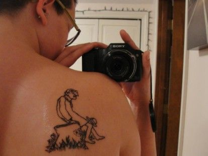 30 Incredible Tattoos Inspired By Shel Silverstein Books