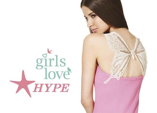 HYPE Fashion - Άνοιξη 2013