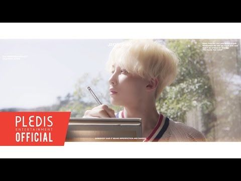 OMG Meu Anjo Ta LIndo!!! 2017 SEVENTEEN Project Chapter1. Alone Trailer #JEONGHAN - YouTube