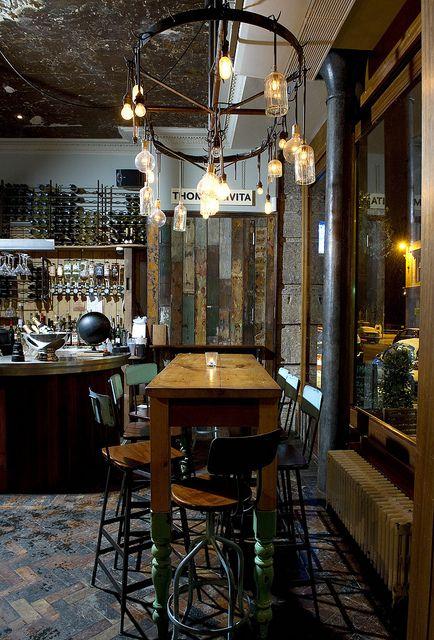 restaurant design awards | Restaurant  Bar Design Awards 2011 - Stravaigin (Glasgow) / Surface ...