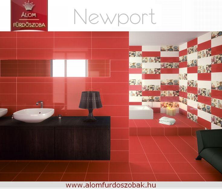 ♥ NEWPORT kollekció ♥ Árkategória: Kiváló ár/érték arány ☺ További info, akciós árak itt:  http://alomfurdoszobak.hu/hu/content/4-kapcsolat