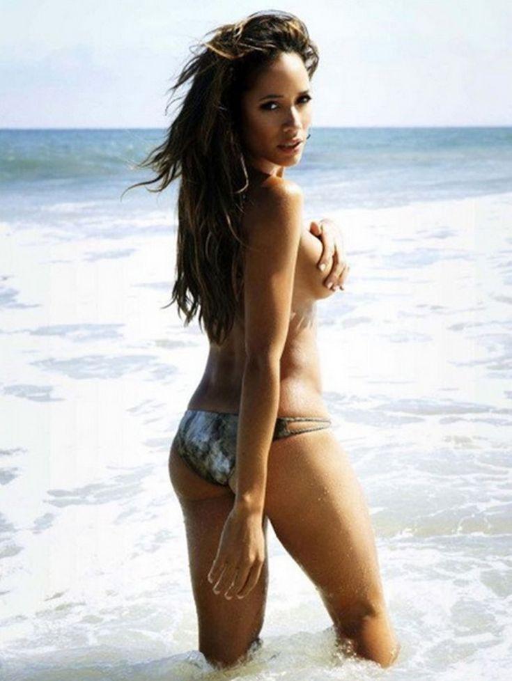 Dania Ramirez, la diosa que adelanta el verano
