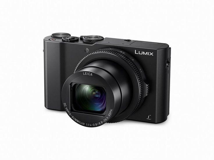 LUMIX LX10 4K Digital Camera - Panasonic US $699