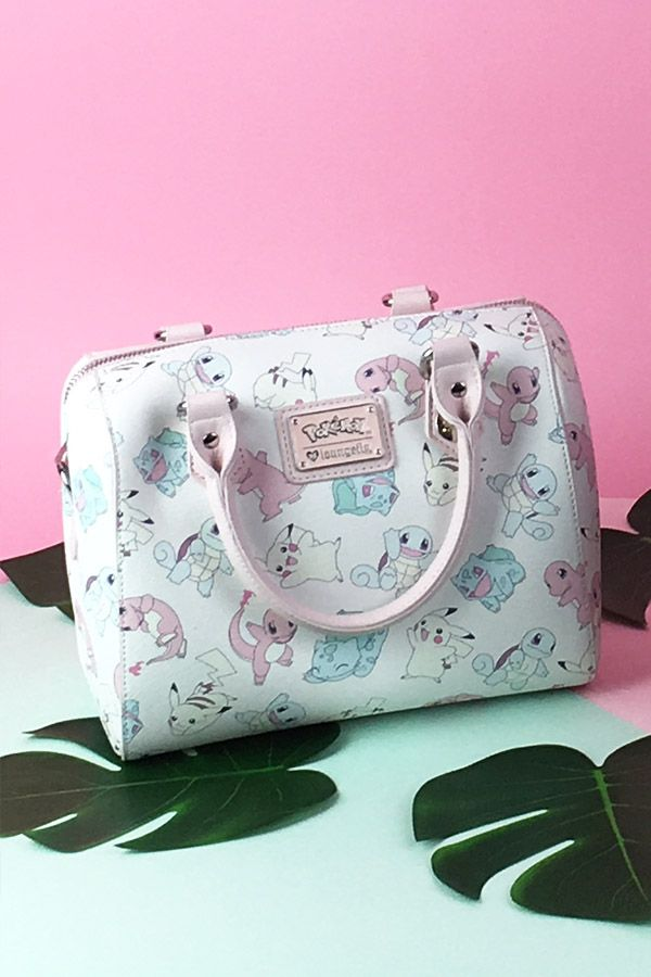 c56342611e5 Travel in style with this officially licensed Loungefly x Pokemon ...