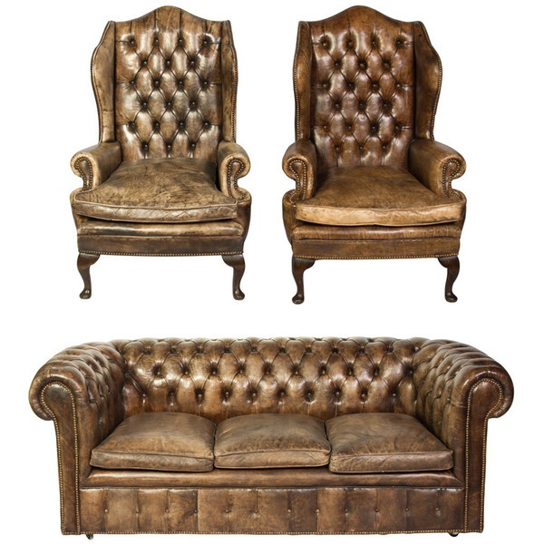 22 best images about Chesterfield Furniture on Pinterest Antiques, Queen anne and Traditional sofa