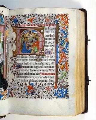 Museum Meermanno | Huis van het Boek Getijdenboek Katarina van Kleef