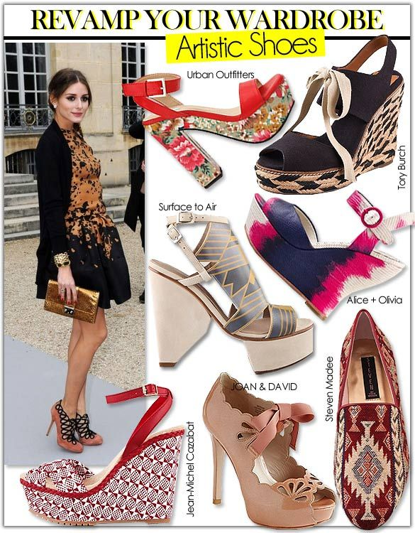 Revamp Your Wardrobe: Artistic Shoes: Artsy Shoes, Style Shoes, Celebrity Style, Fun Shoes, Gorgeous Shoes, Bottoms, Wardrobes, Artists Shoes, User Revamp