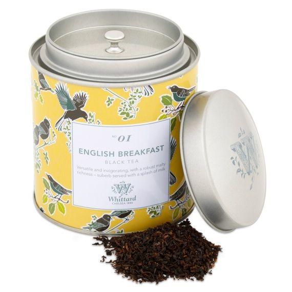 Tea Discoveries English Breakfast Caddy