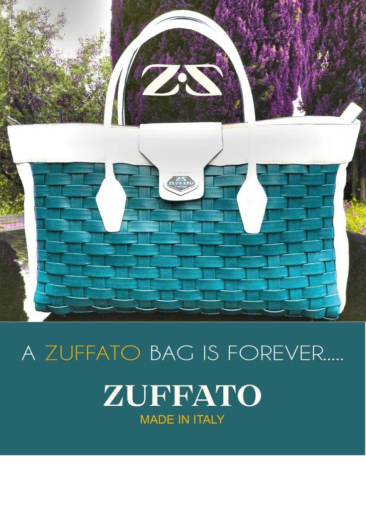 ZUFFATO Family - Handbraided leather bag BRT 191
