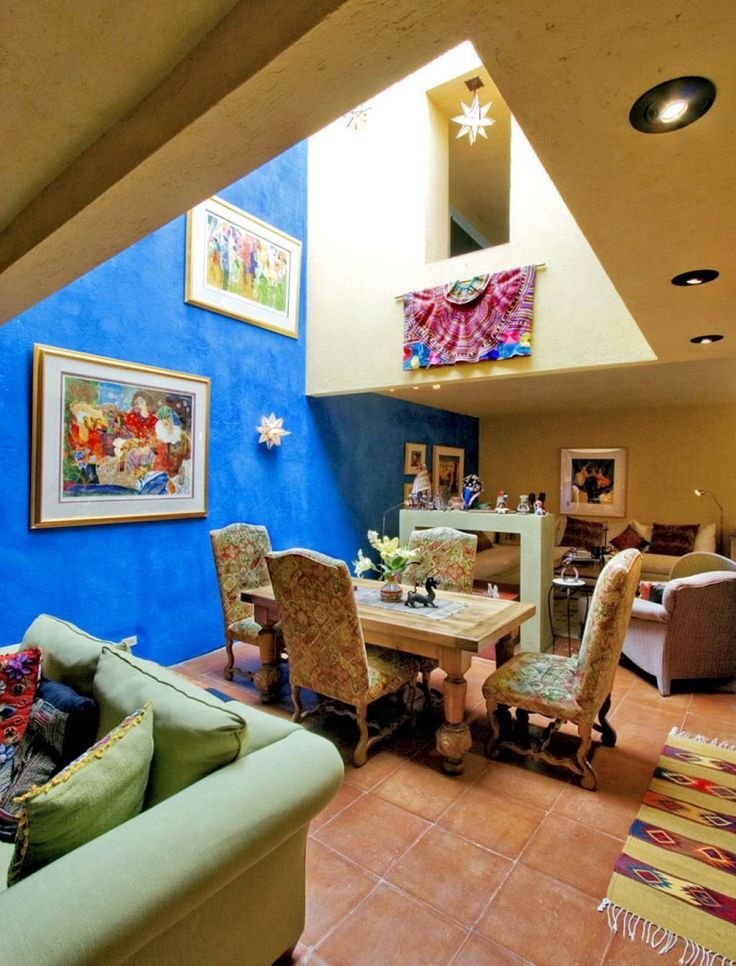 Best 25+ Mexican dining room ideas on Pinterest | Mexican ...