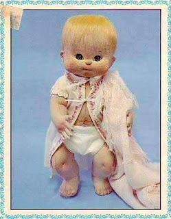 Free Soft Doll Little Sonshine Pattern - Large Images