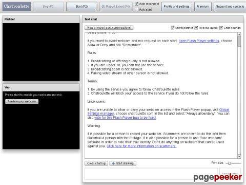 site chatroulettecom est il fiable lisez et donnez votre avis sur le site