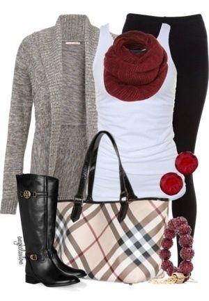 Fall attire