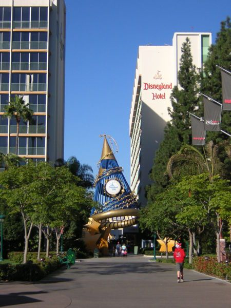 Disneyland Hotel -the Disney resort, Anaheim