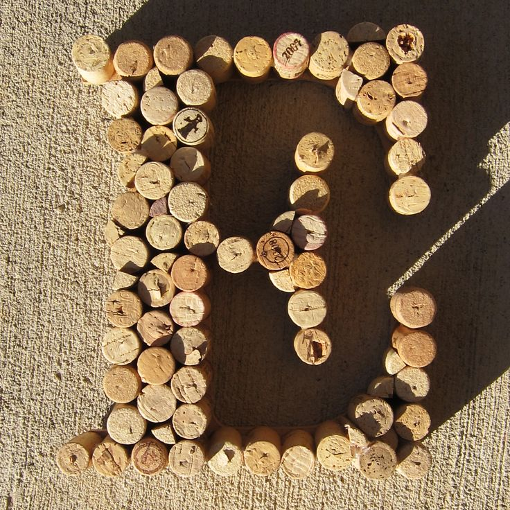 wine cork craft idea :)