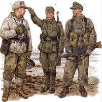 Osprey WW2 Wehrmacht Uniforms by Wolfenkrieger