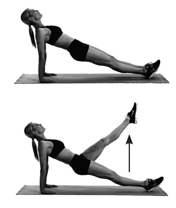 Get flat abs fast with these calorie-torching moves - Chatelaine
