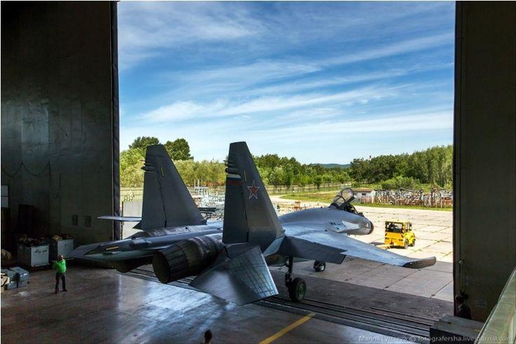 """Développement et production de Su-35 est l' un des programmes prioritaires de la Société """"Sukhoi"""