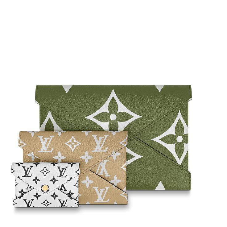 Kirigami pochette small leather goods louis vuitton